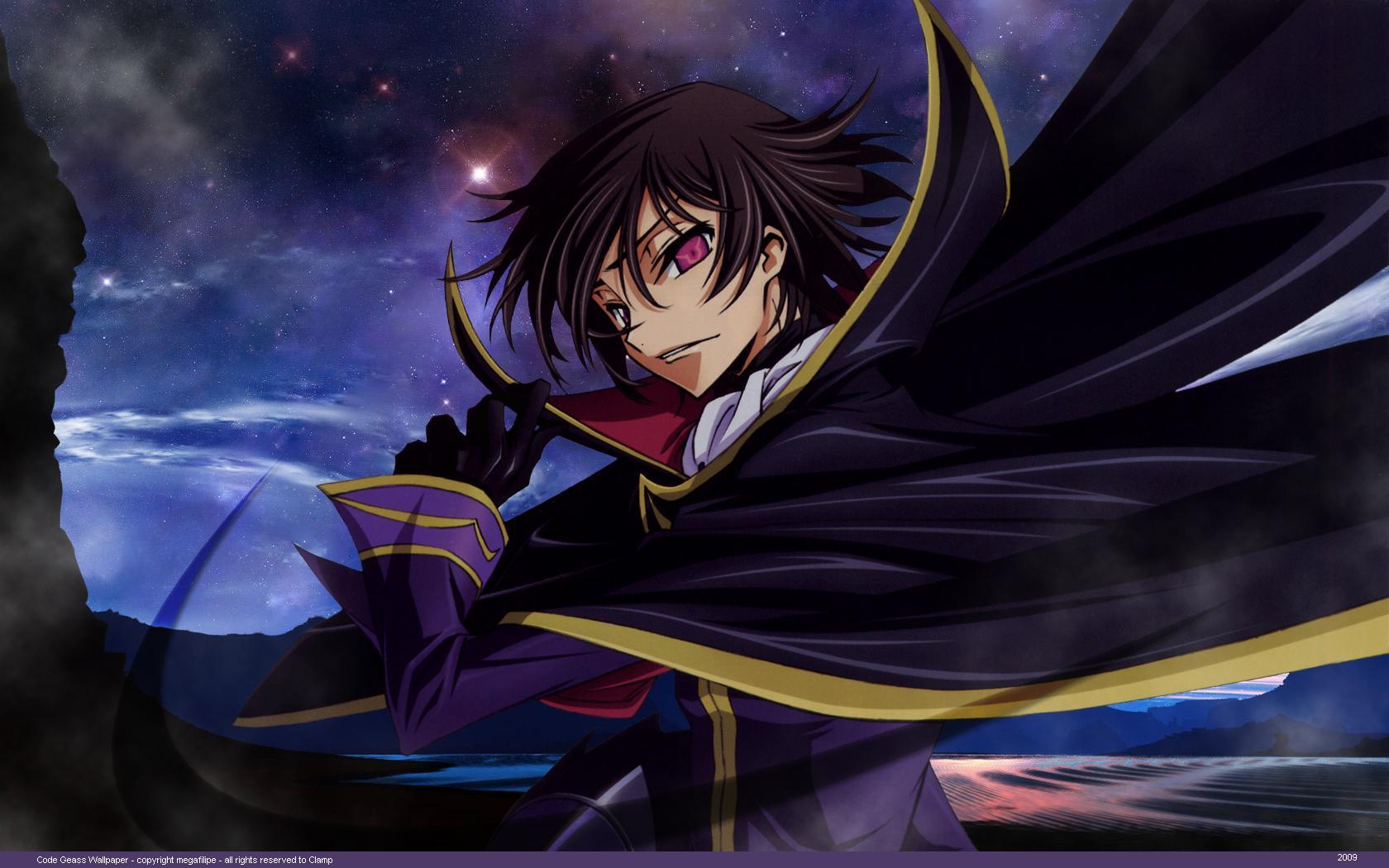 code_geass lelouch_lamperouge stars