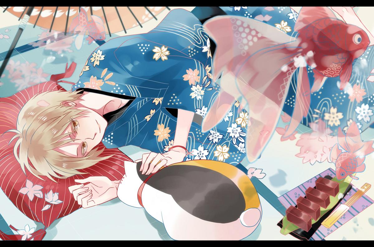 all_male madara male natsume_takashi natsume_yuujinchou