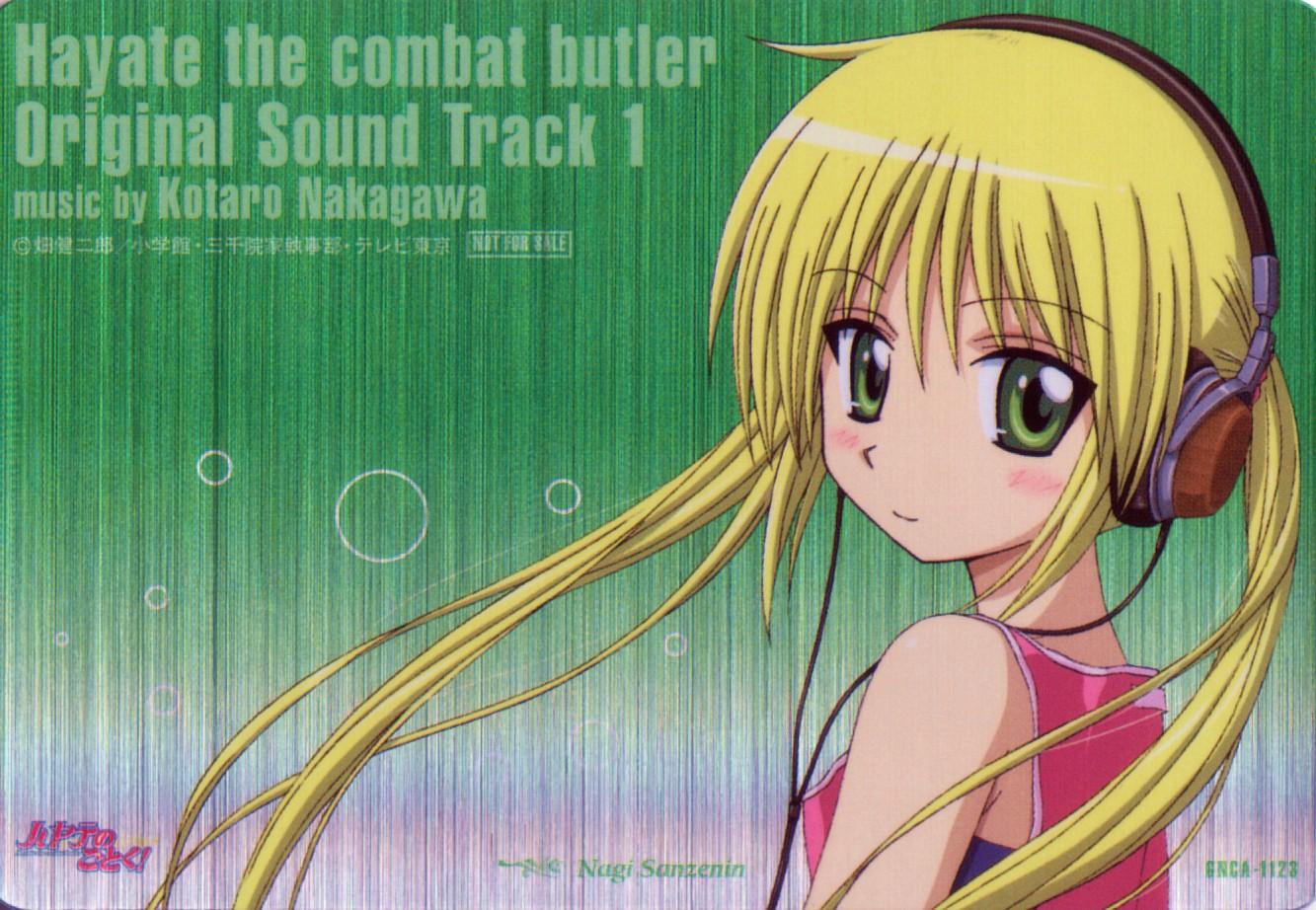 hayate_no_gotoku headphones sanzenin_nagi