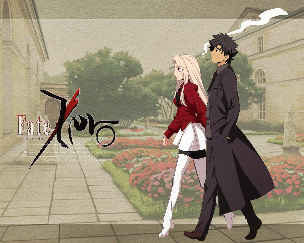 emiya_kiritsugu fate_(series) fate/stay_night fate/zero irisviel_von_einzbern