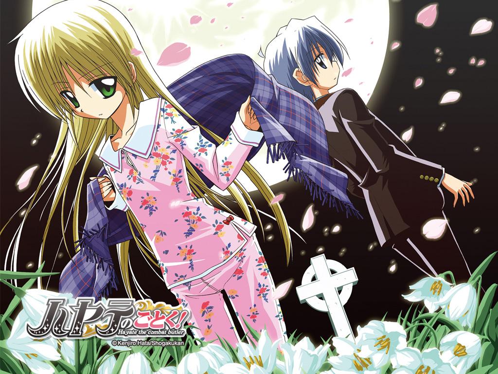 ayasaki_hayate hayate_no_gotoku male pajamas sanzenin_nagi