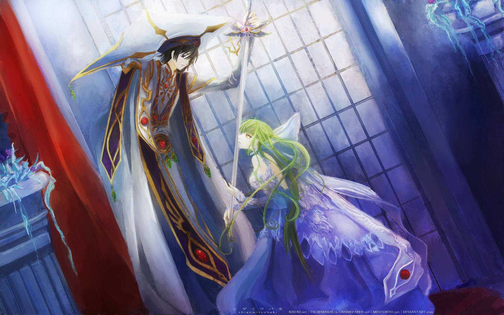 cc code_geass lelouch_lamperouge