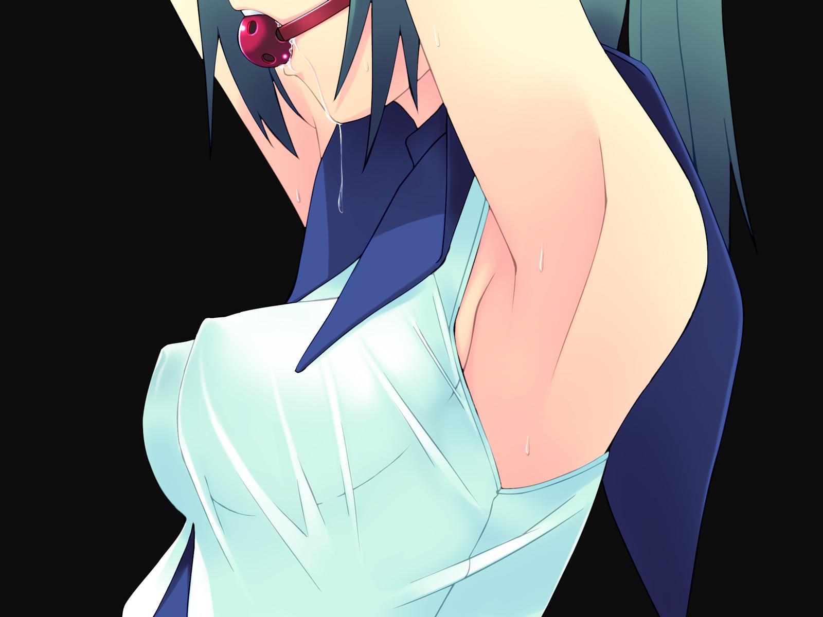 bondage f-ism gag murakami_suigun