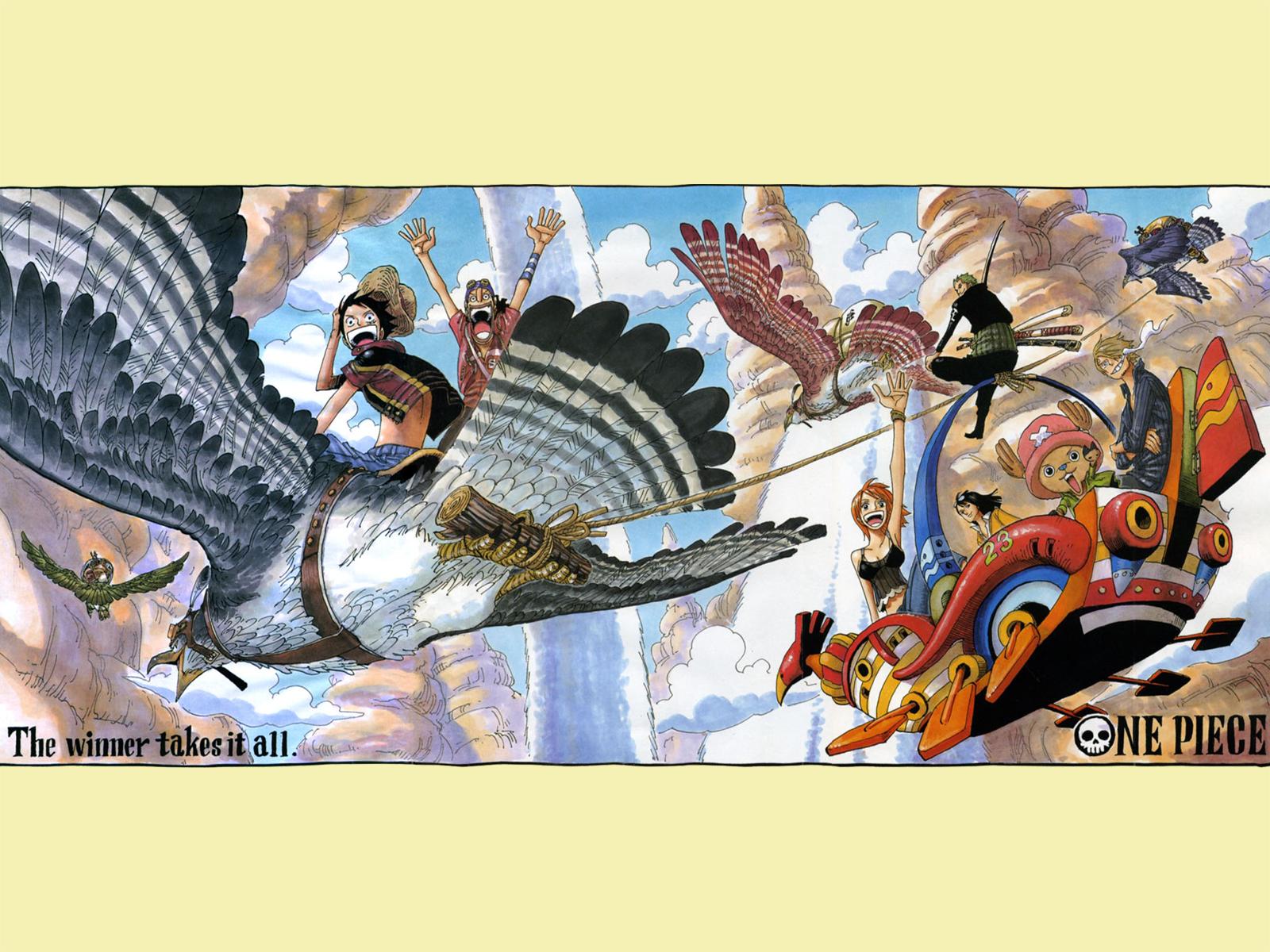 monkey_d_luffy nami nico_robin one_piece roronoa_zoro sanji tony_tony_chopper usopp