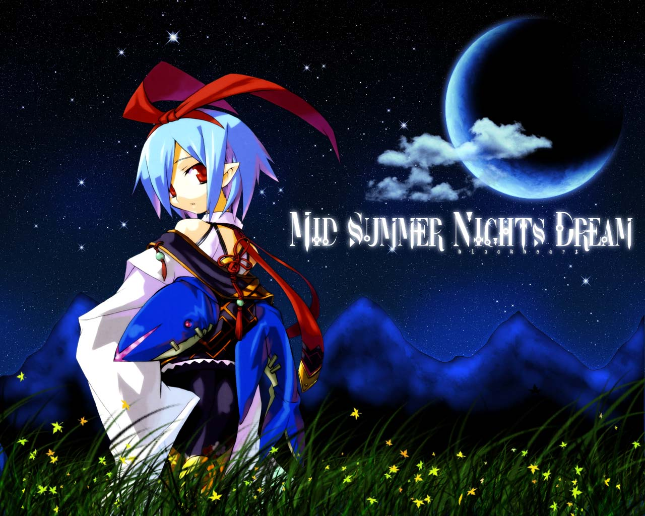 red moon disgaea - photo #15