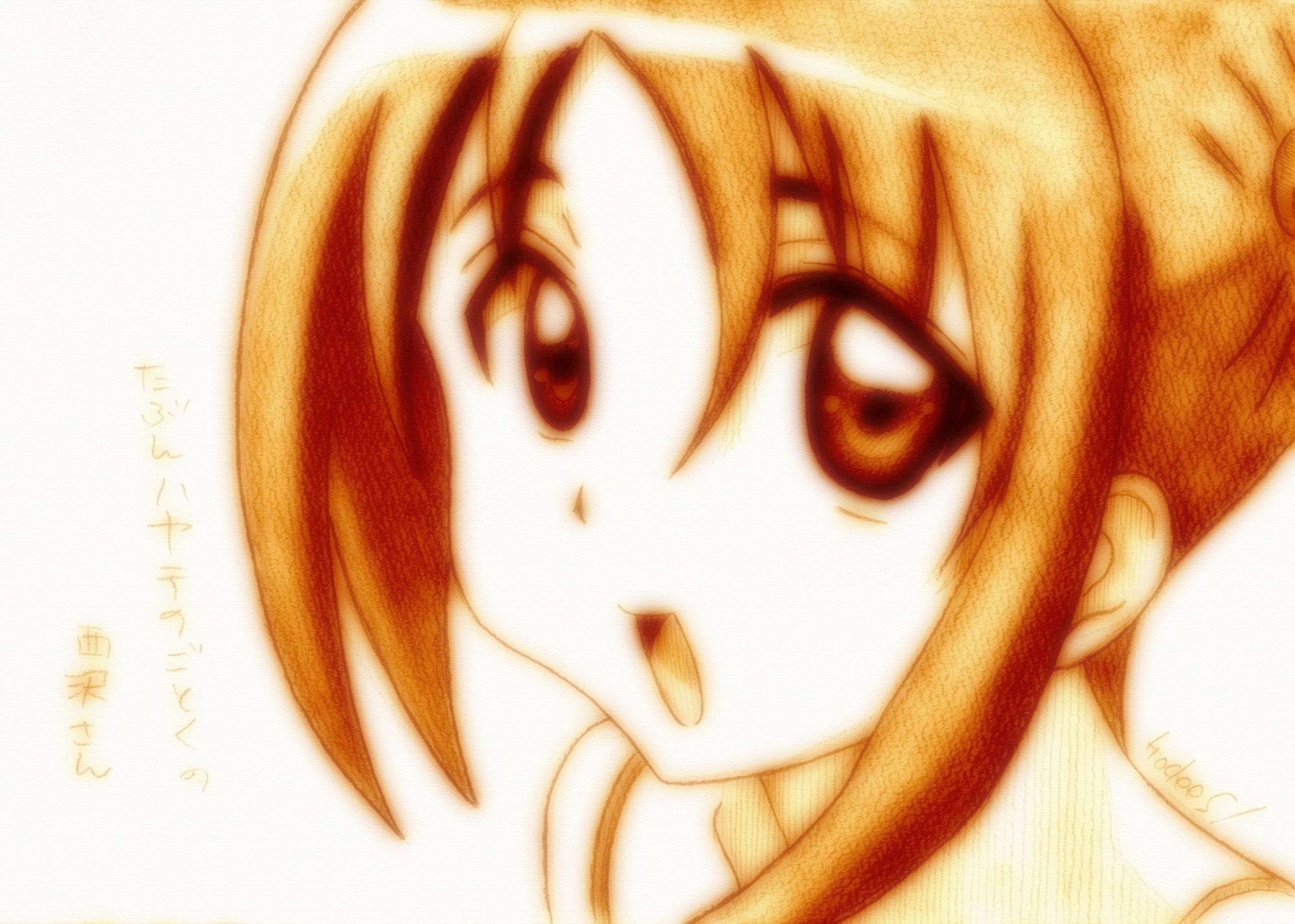 godees hayate_no_gotoku monochrome nishizawa_ayumu