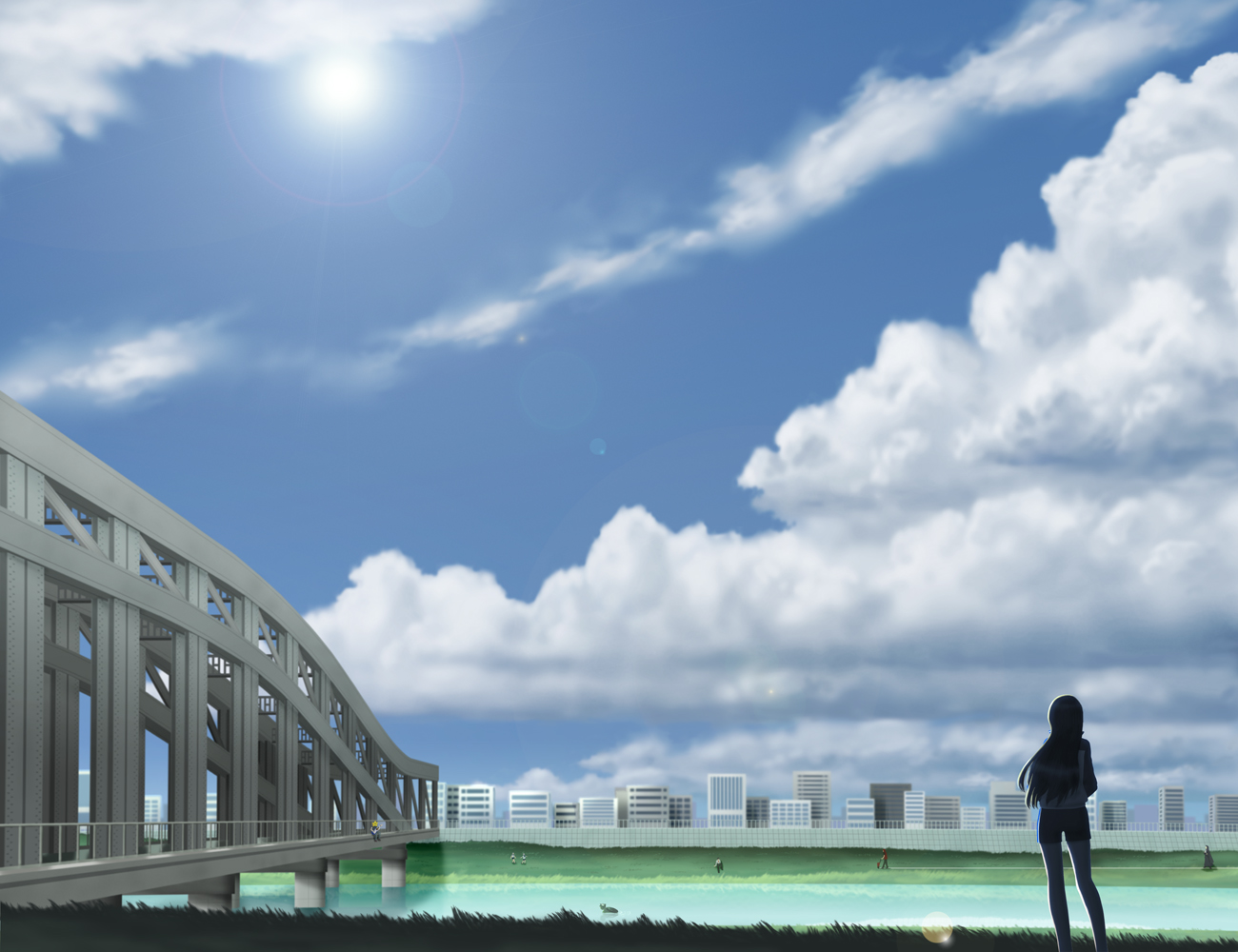 arakawa_under_the_bridge siraha