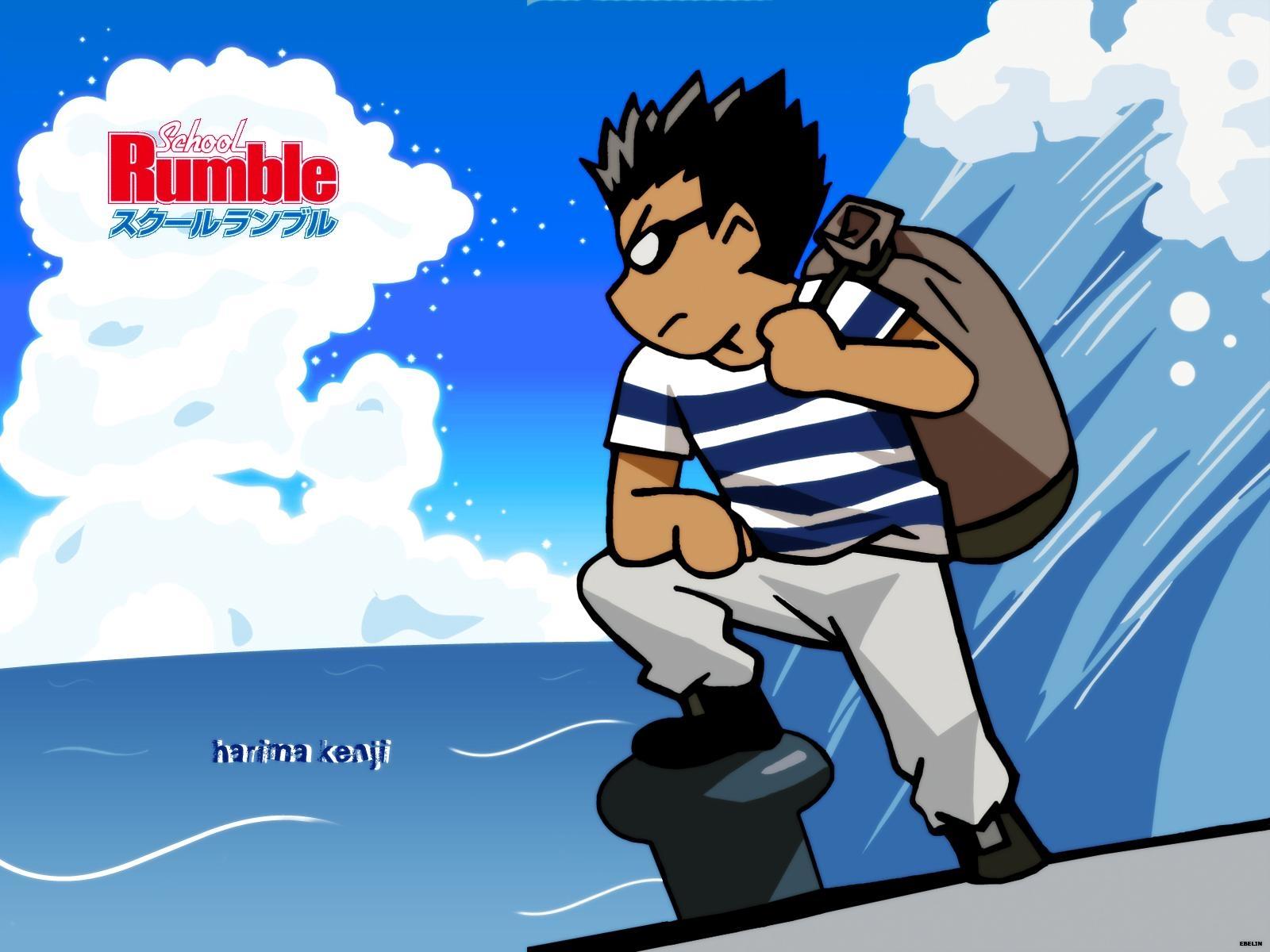 harima_kenji school_rumble