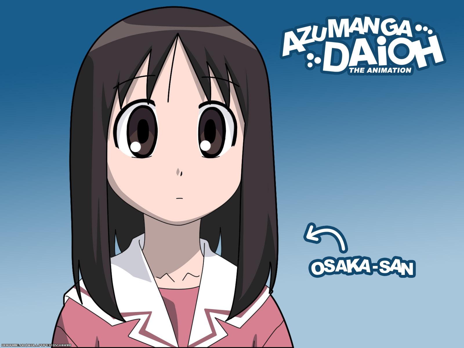 azumanga_daioh kasuga_ayumu school_uniform signed watermark