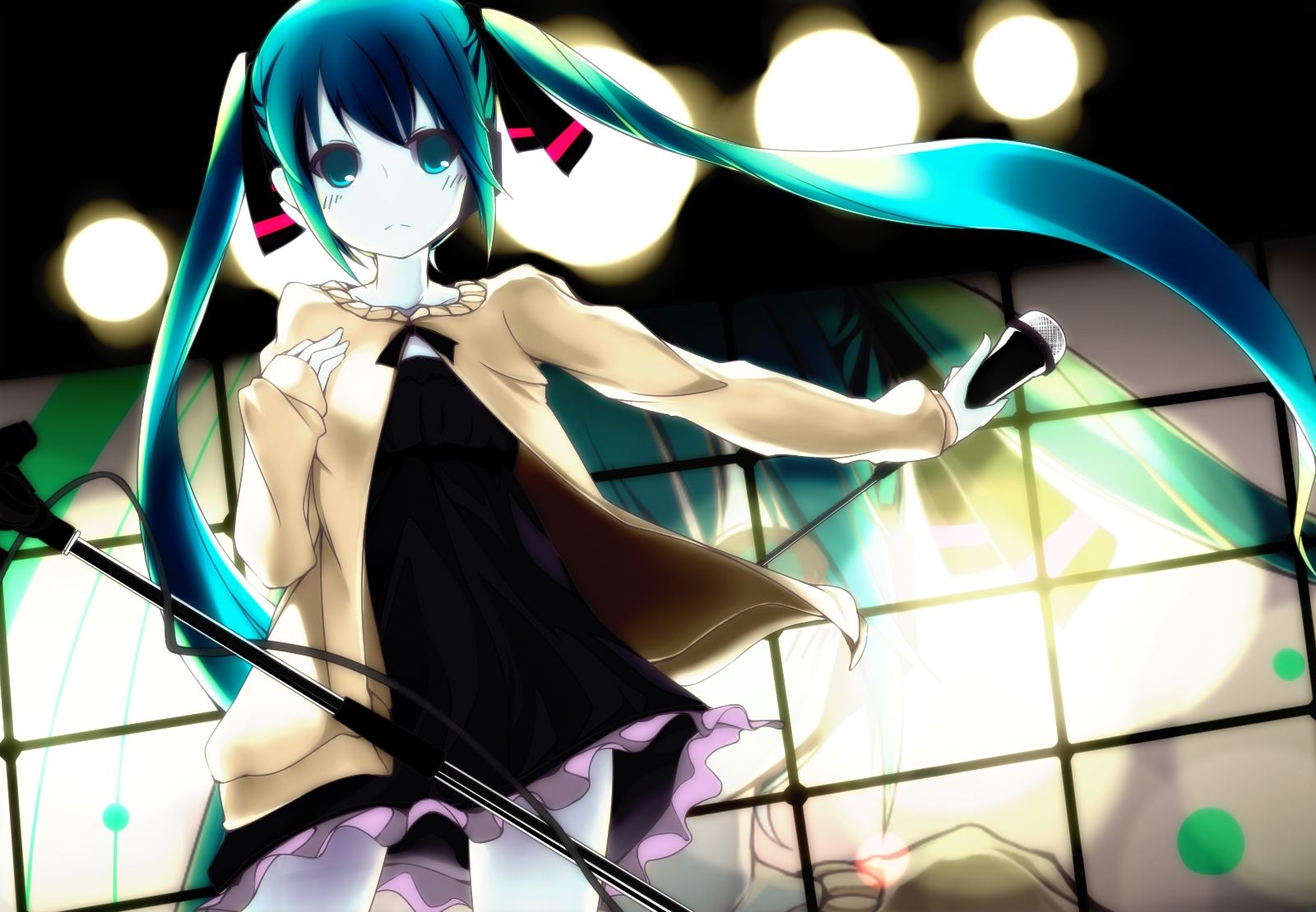 hatsune_miku twintails vocaloid