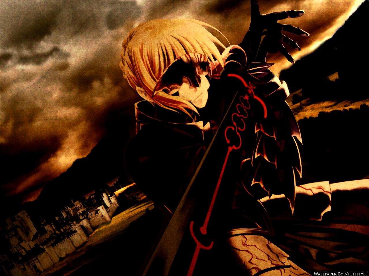 artoria_pendragon_(all) fate/hollow_ataraxia fate_(series) fate/stay_night saber saber_alter