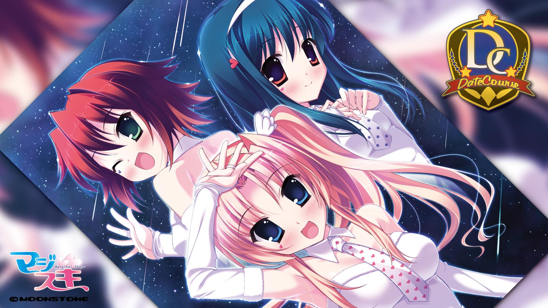 amatsu_touko blush hinata_mutsuki marginal_skip moonstone