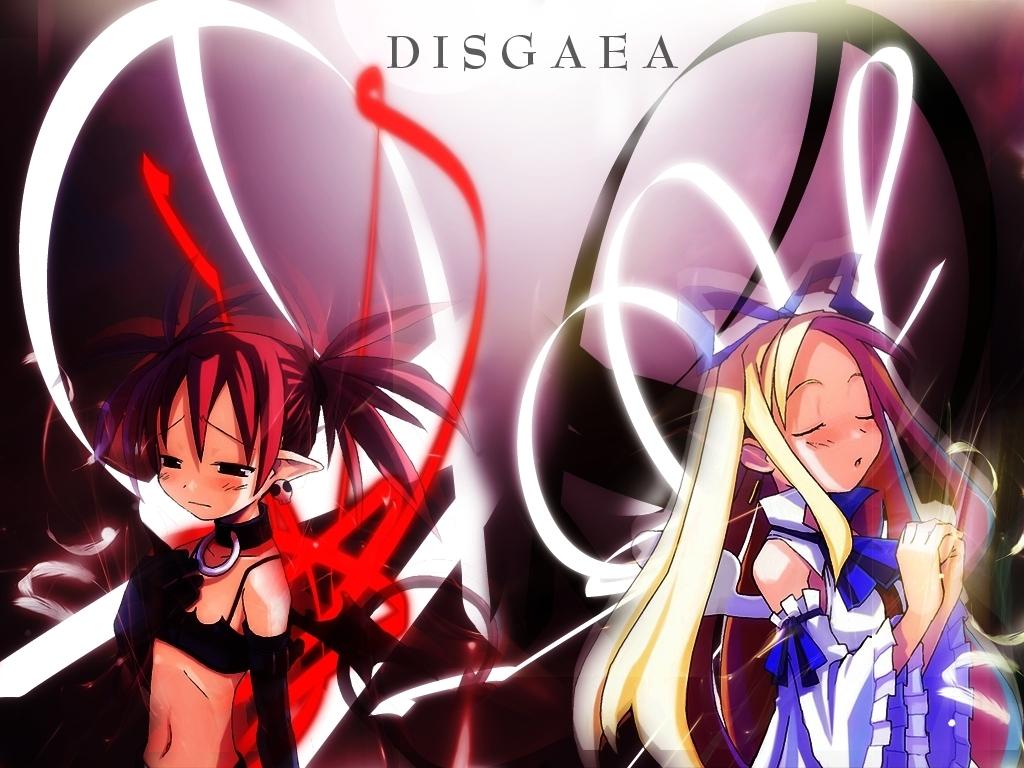 Disgaea etna flonne pointed ears anime wallpapers - Disgaea etna wallpaper ...
