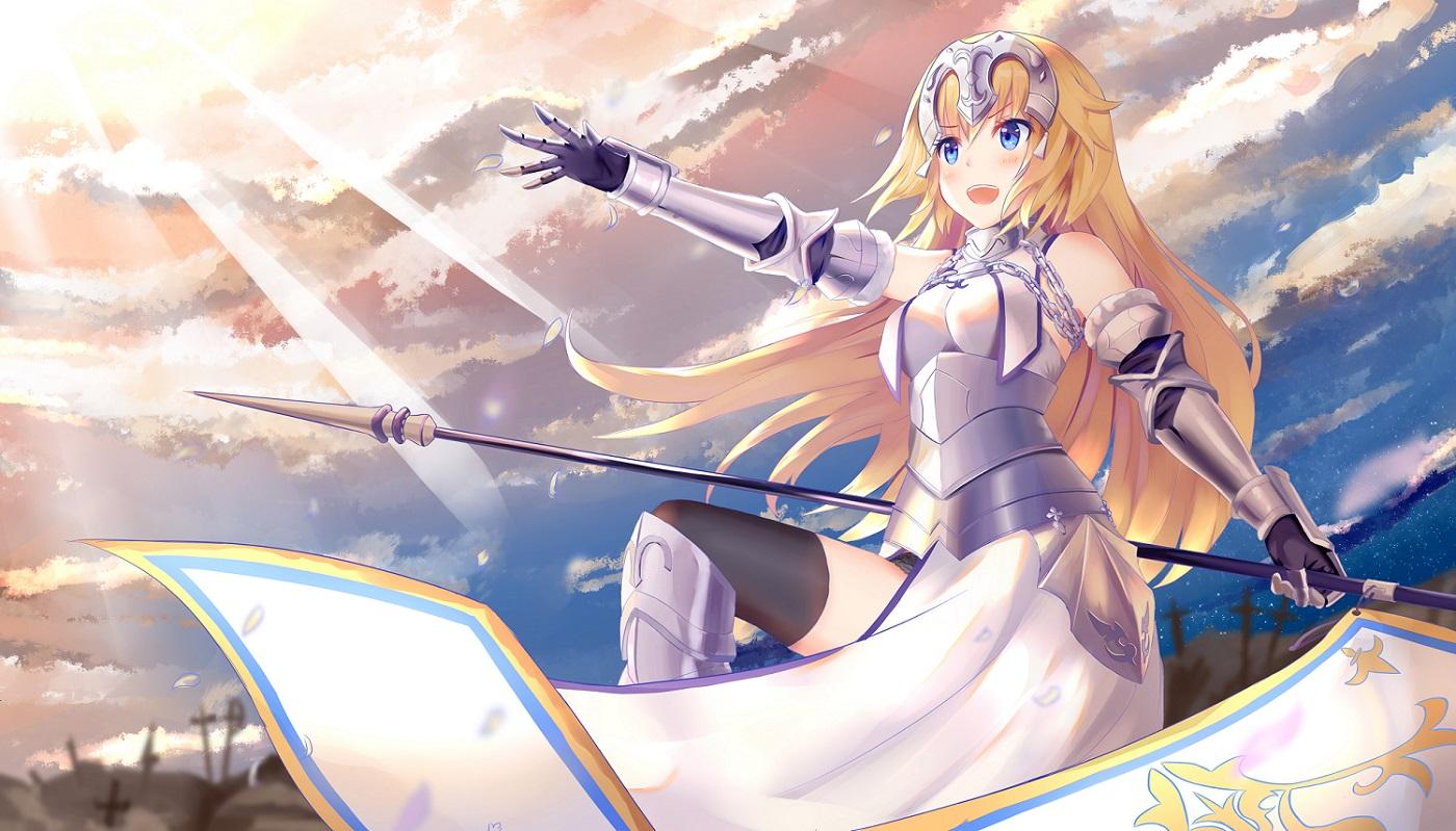 fate/grand_order fate_(series) jeanne_d'arc_(fate) mobu_(wddtfy61)