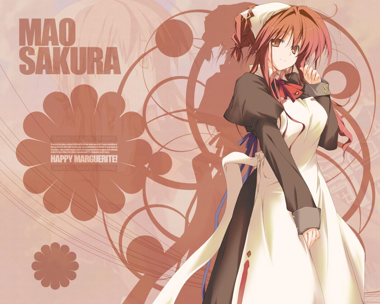 favorite happy_margaret! kokonoka maid sakura_mao
