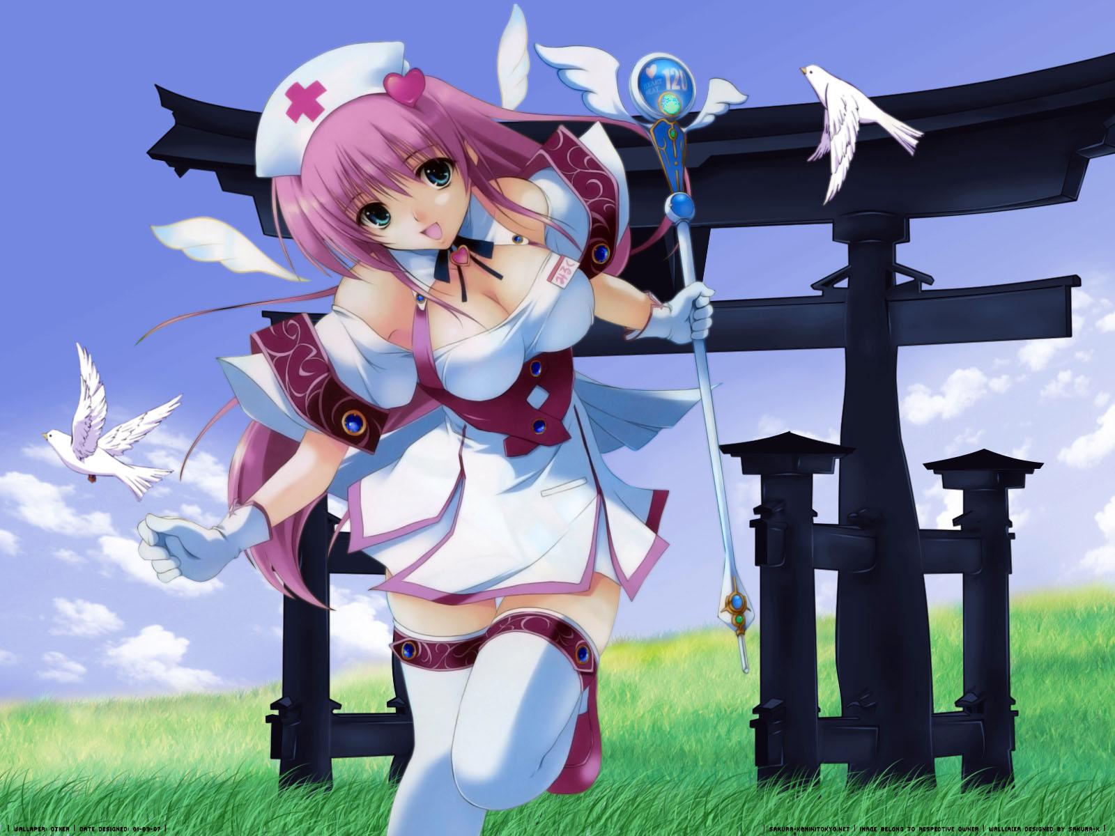 картинки аниме новые красивые:
