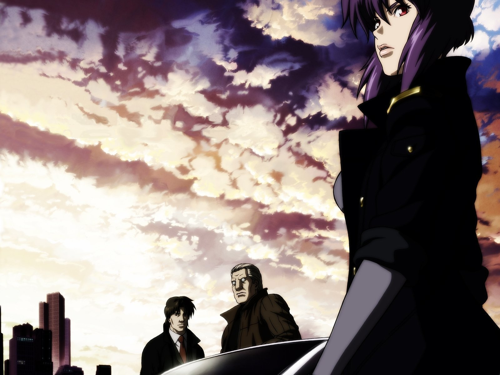 batou ghost_in_the_shell kusanagi_motoko togusa