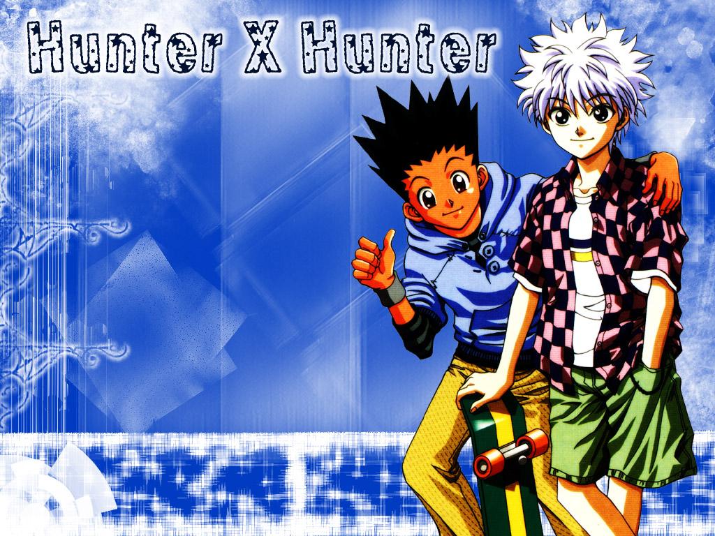 gon_freeces hunter_x_hunter killua_zaoldyeck