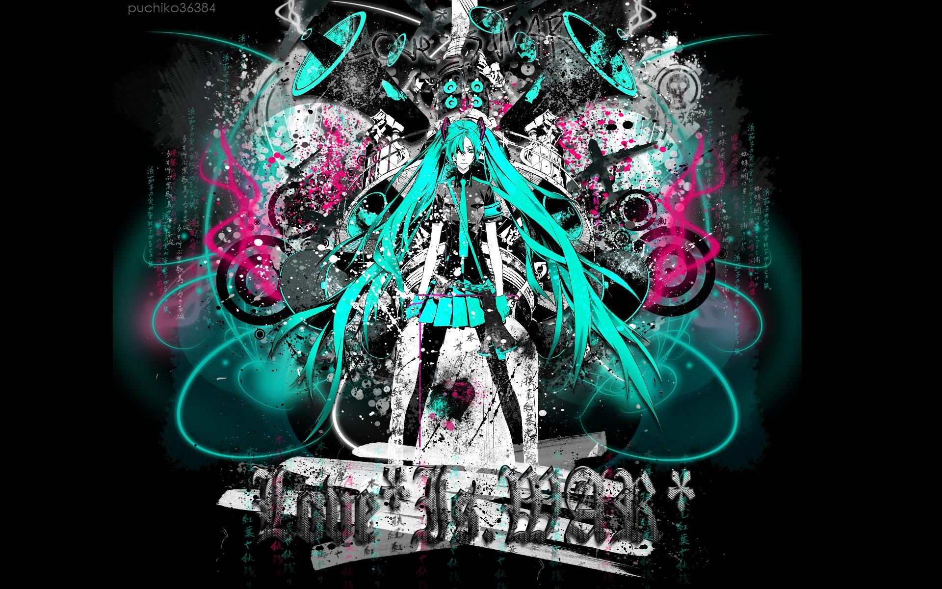 Hatsune Miku Koi Wa Sensou Vocaloid Miwa Shirow Vocaloid Konachan Com Konachan Com Anime Wallpapers