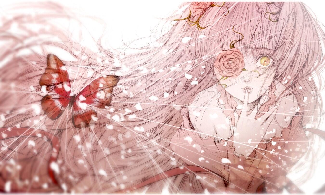 kirakishou polychromatic rozen_maiden satsuki_kei sketch