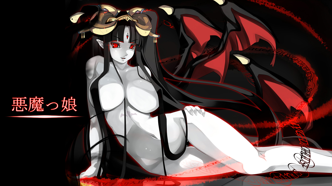 Horny succubus sex image