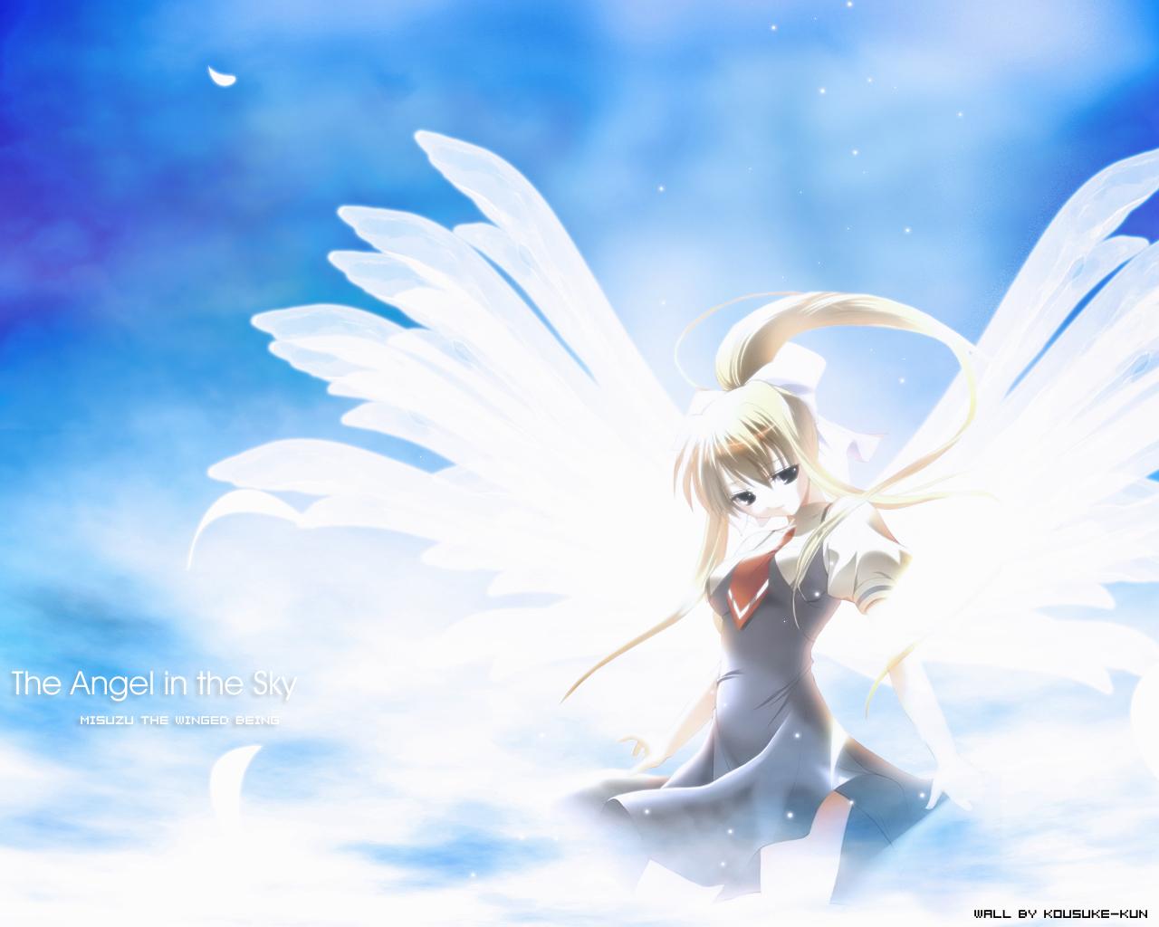 air kamio misuzu wings konachancom konachancom anime