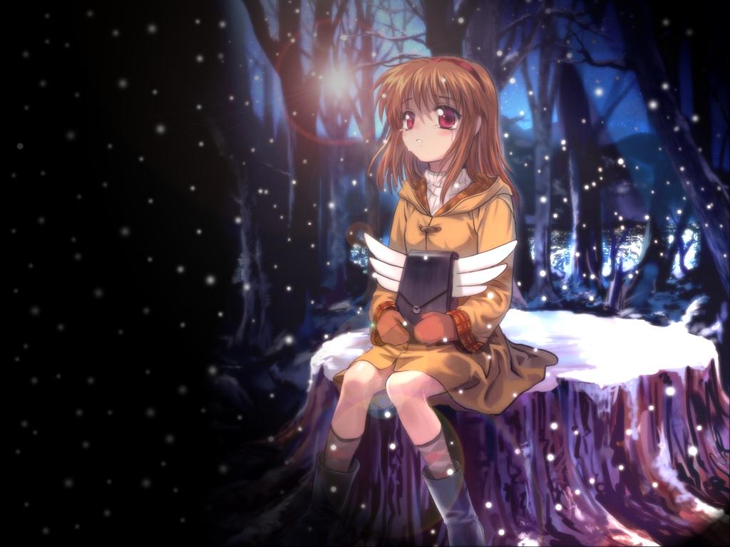 kanon moonknives snow tsukimiya_ayu