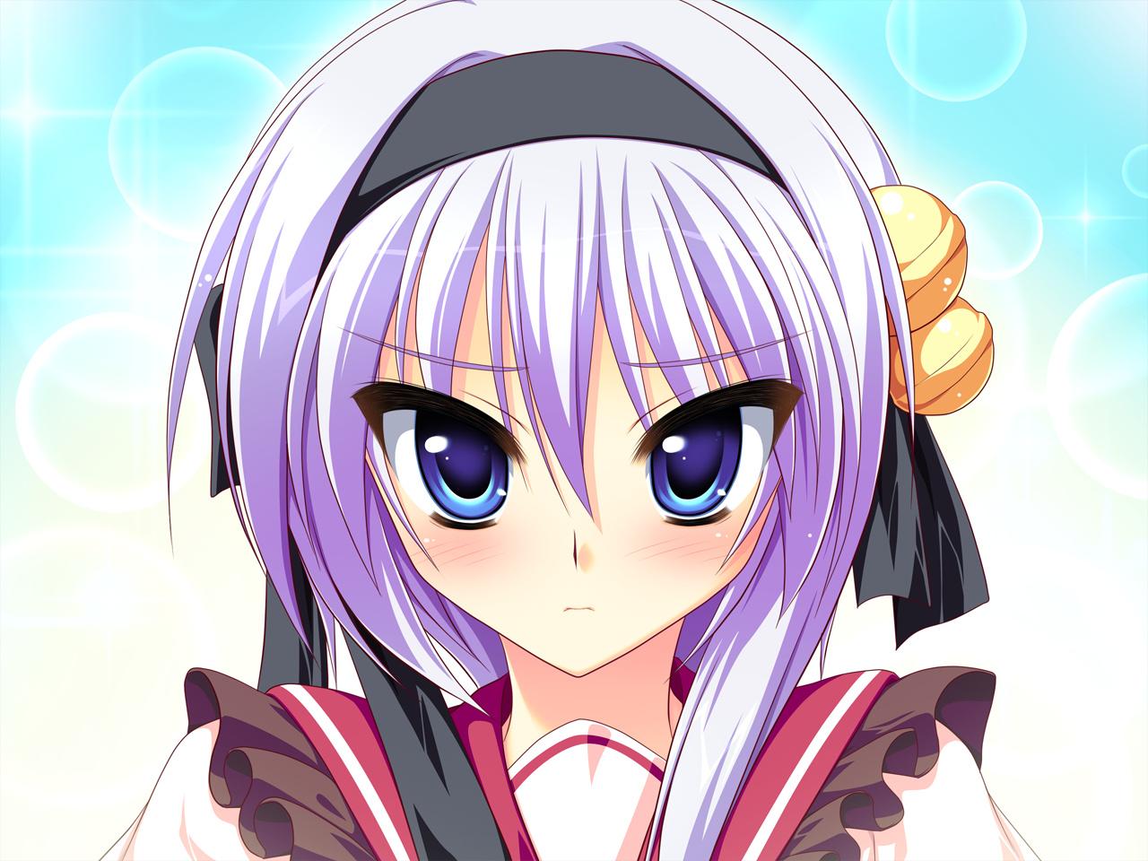 blue_eyes feng game_cg hinata_ibuki hoshizora_e_kakaru_hashi purple_hair short_hair