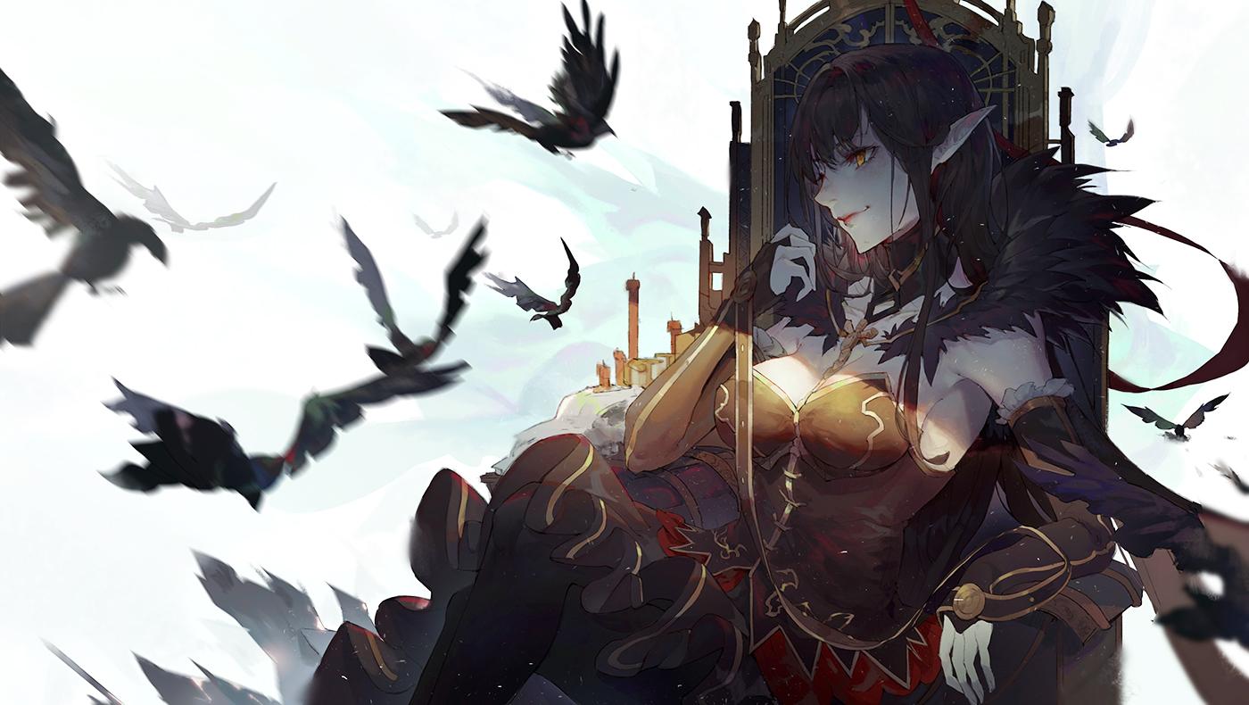 fate/apocrypha fate_(series) kuroduki semiramis