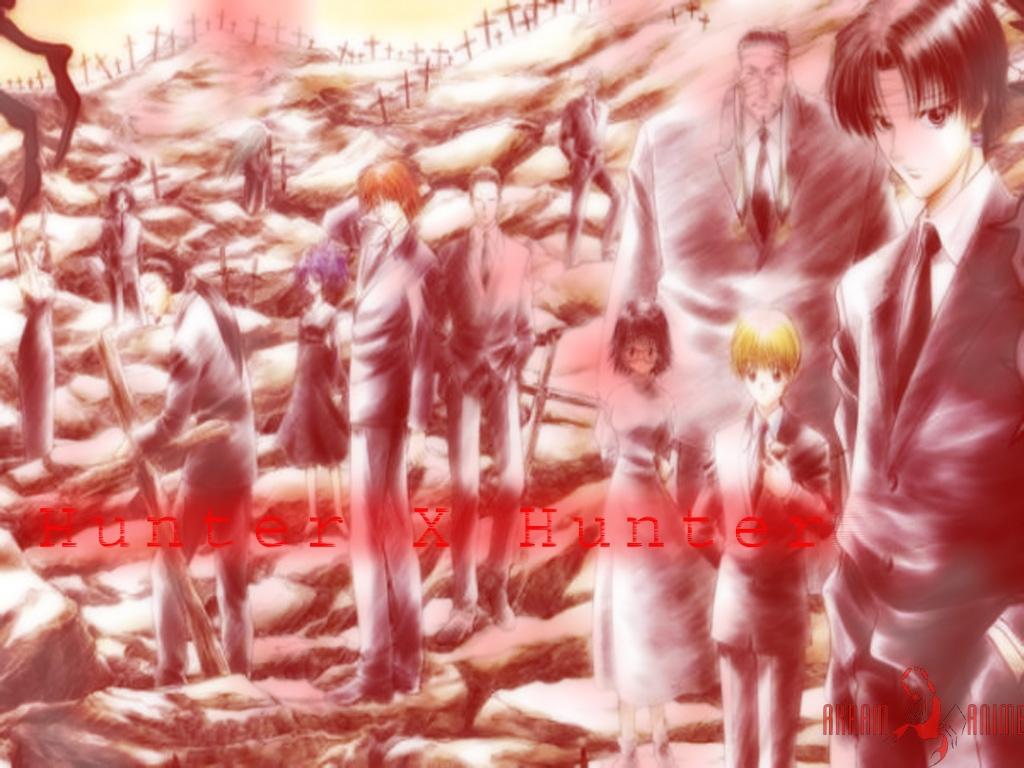 coltopi feitan franklin hisoka hunter_x_hunter kuroro_lucifer machi majitani pakunoda shizuku