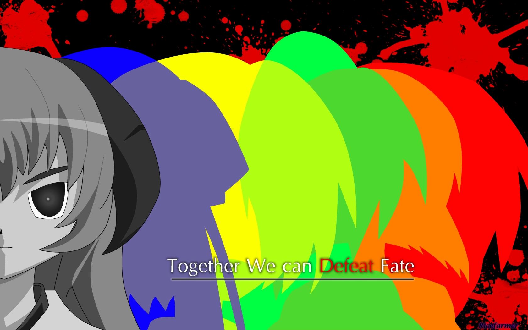 furude_rika hanyuu higurashi_no_naku_koro_ni houjou_satoko maebara_keiichi ryuuguu_rena silhouette sonozaki_mion