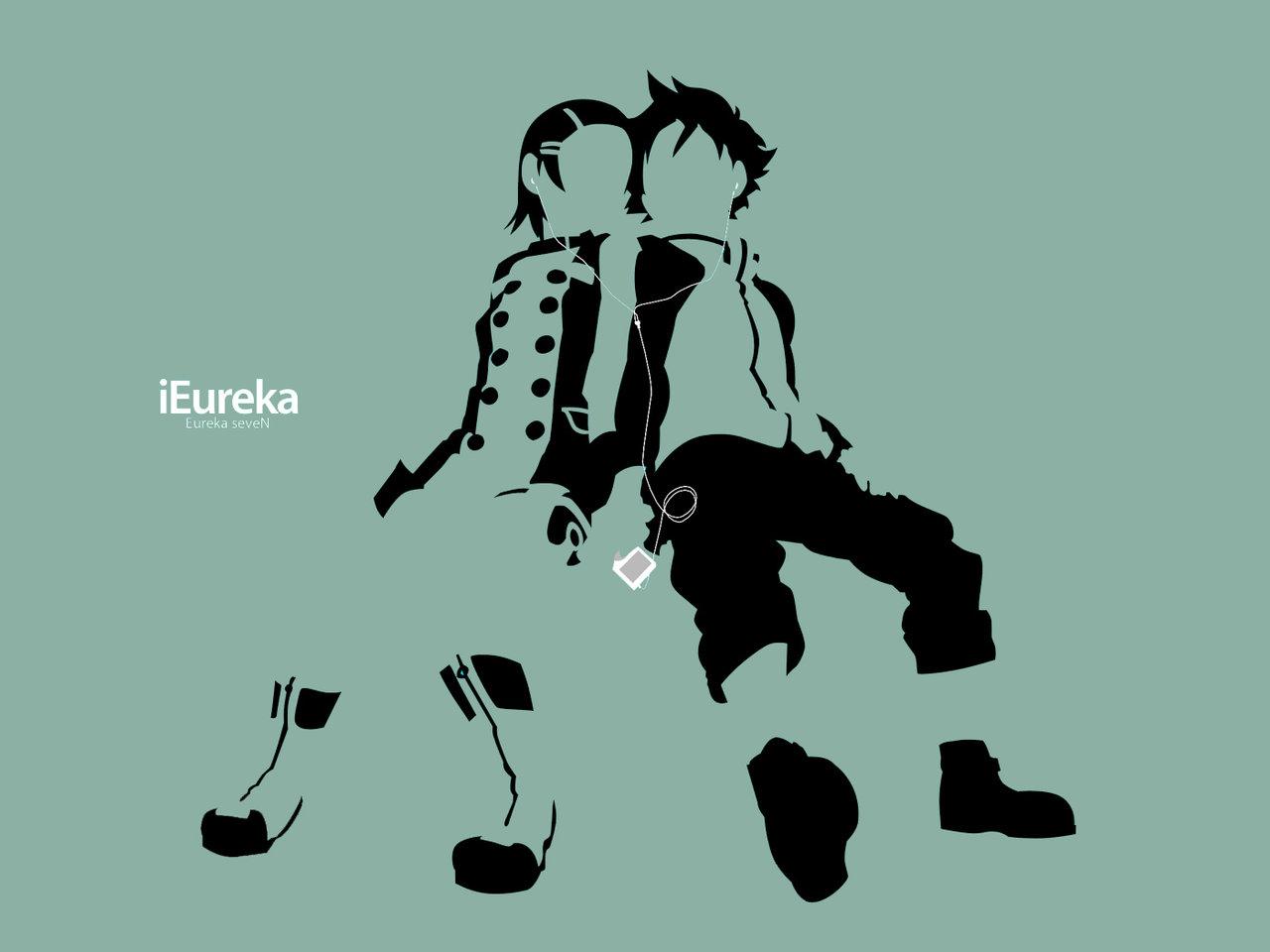 eureka eureka_seven ipod jpeg_artifacts polychromatic renton_thurston silhouette