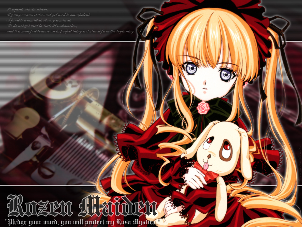 blonde_hair blue_eyes kunkun rozen_maiden shinku