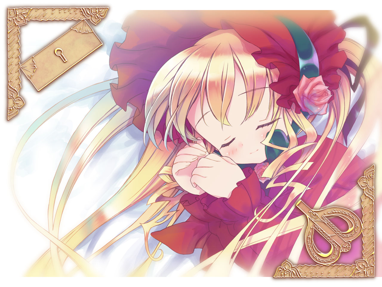 blonde_hair rozen_maiden shinku