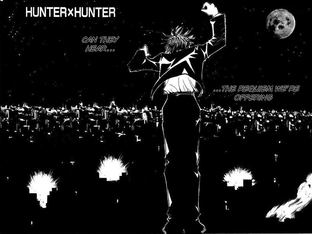 hunter_x_hunter kuroro_lucifer