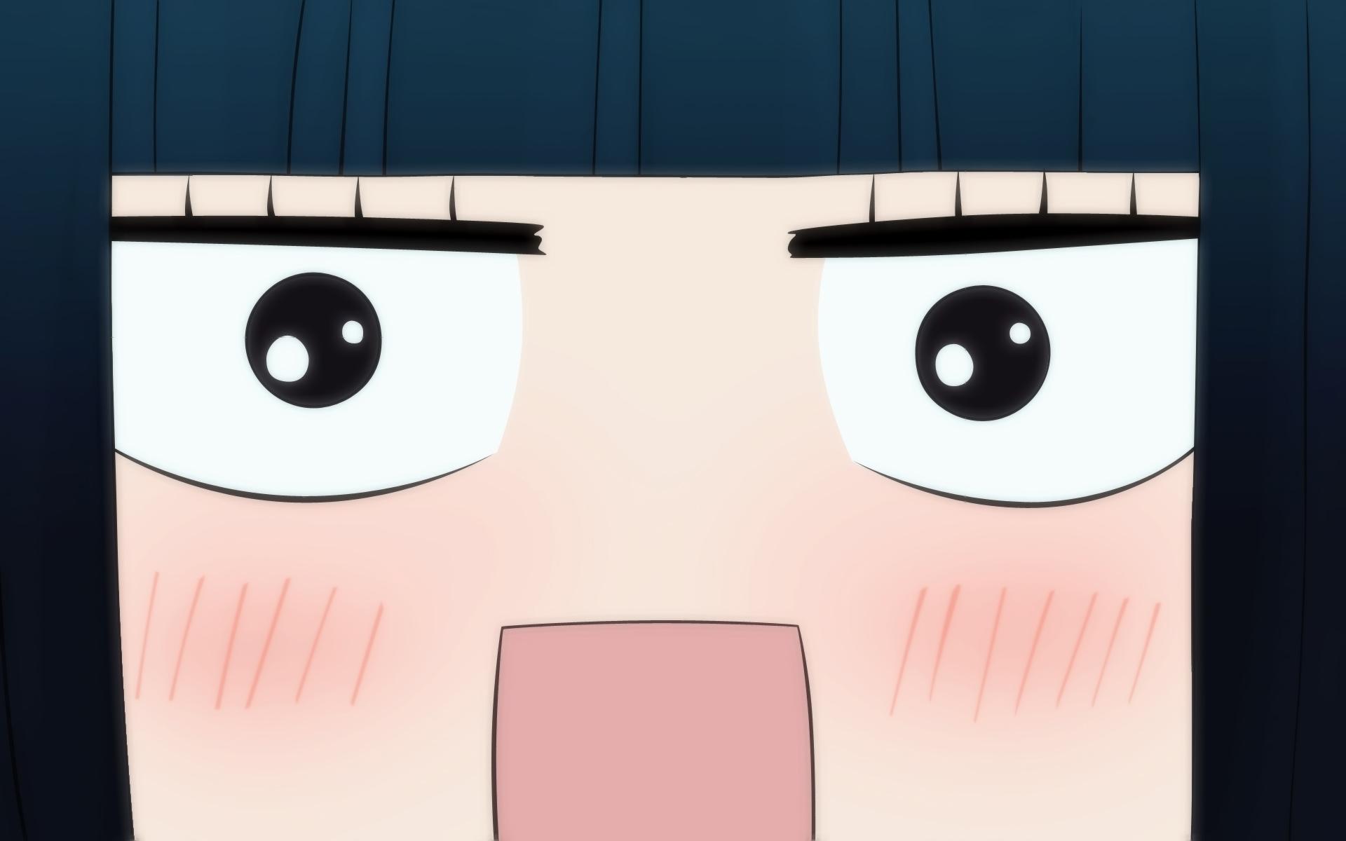 blush close kimi_ni_todoke kuronuma_sawako vector