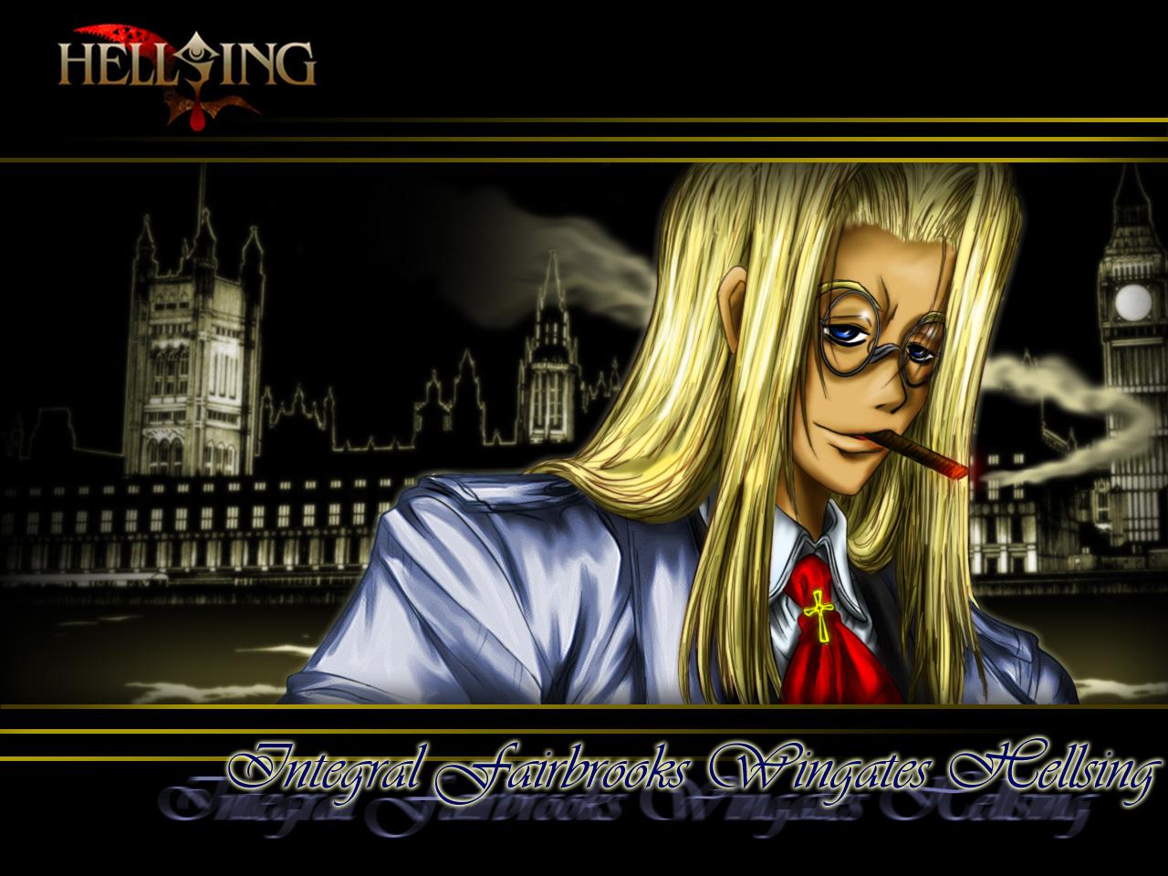 hellsing integra_wingates_hellsing