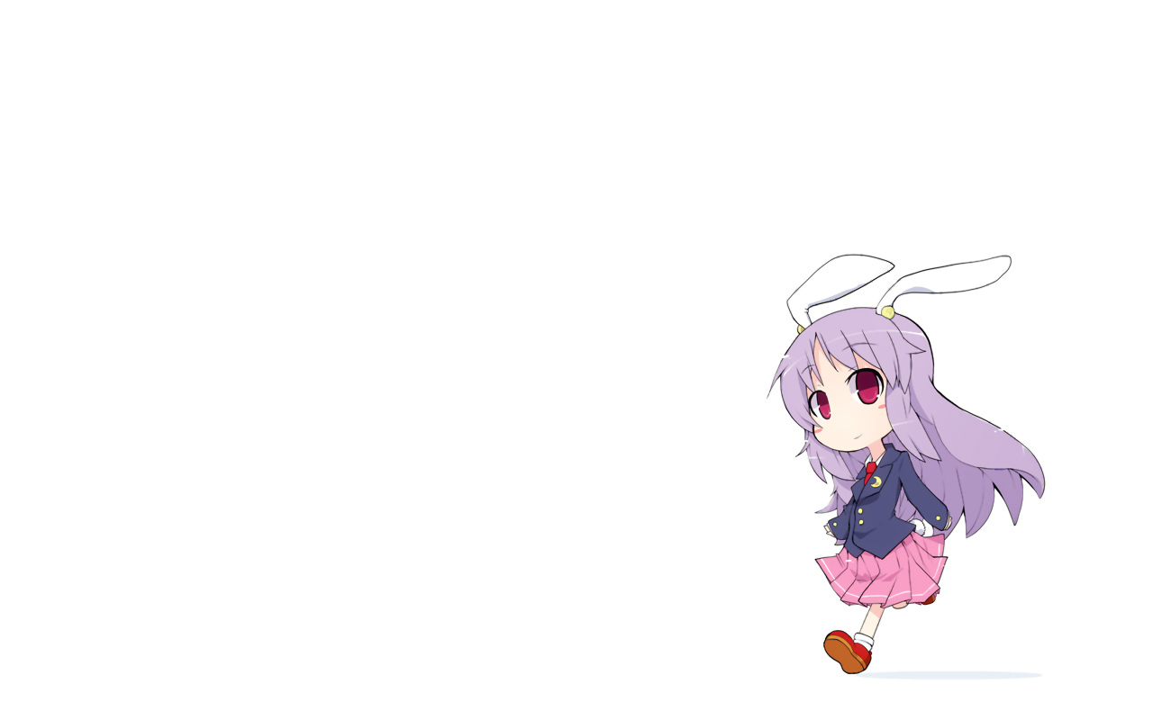 animal_ears blush bunny_ears bunnygirl fanfad long_hair reisen_udongein_inaba touhou white