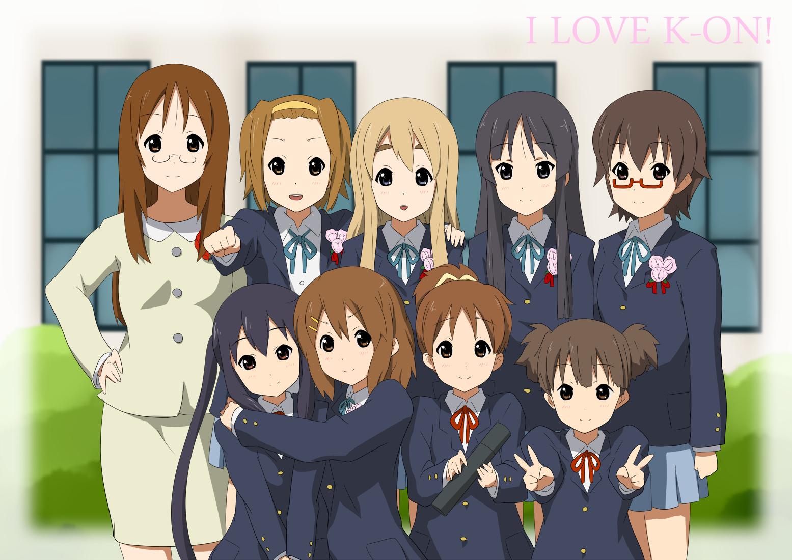 akiyama_mio hirasawa_ui hirasawa_yui k-on! kotobuki_tsumugi manabe_nodoka nakano_azusa namine0079 school_uniform suzuki_jun tainaka_ritsu yamanaka_sawako