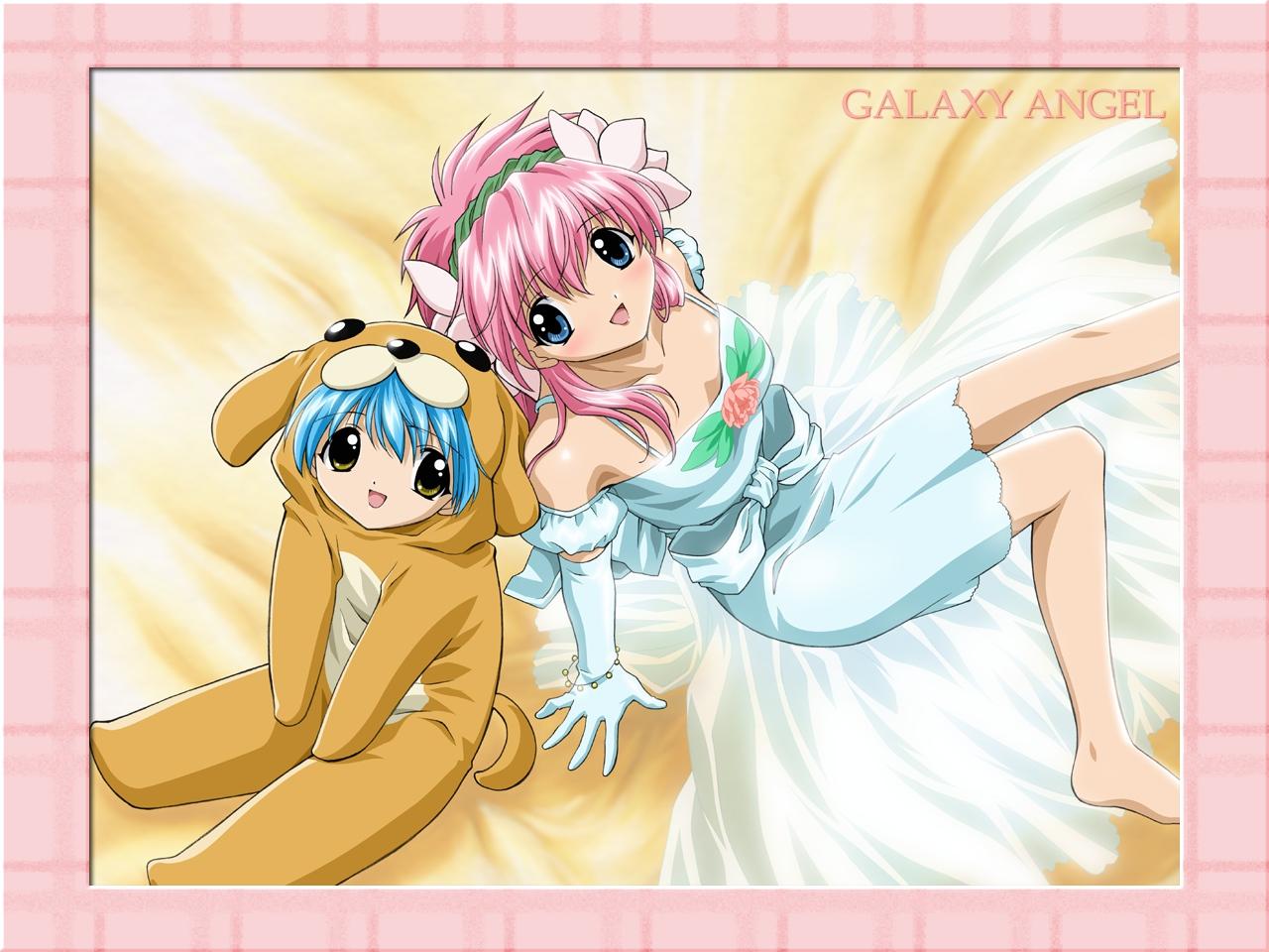 galaxy_angel milfeulle_sakuraba mint_blancmanche
