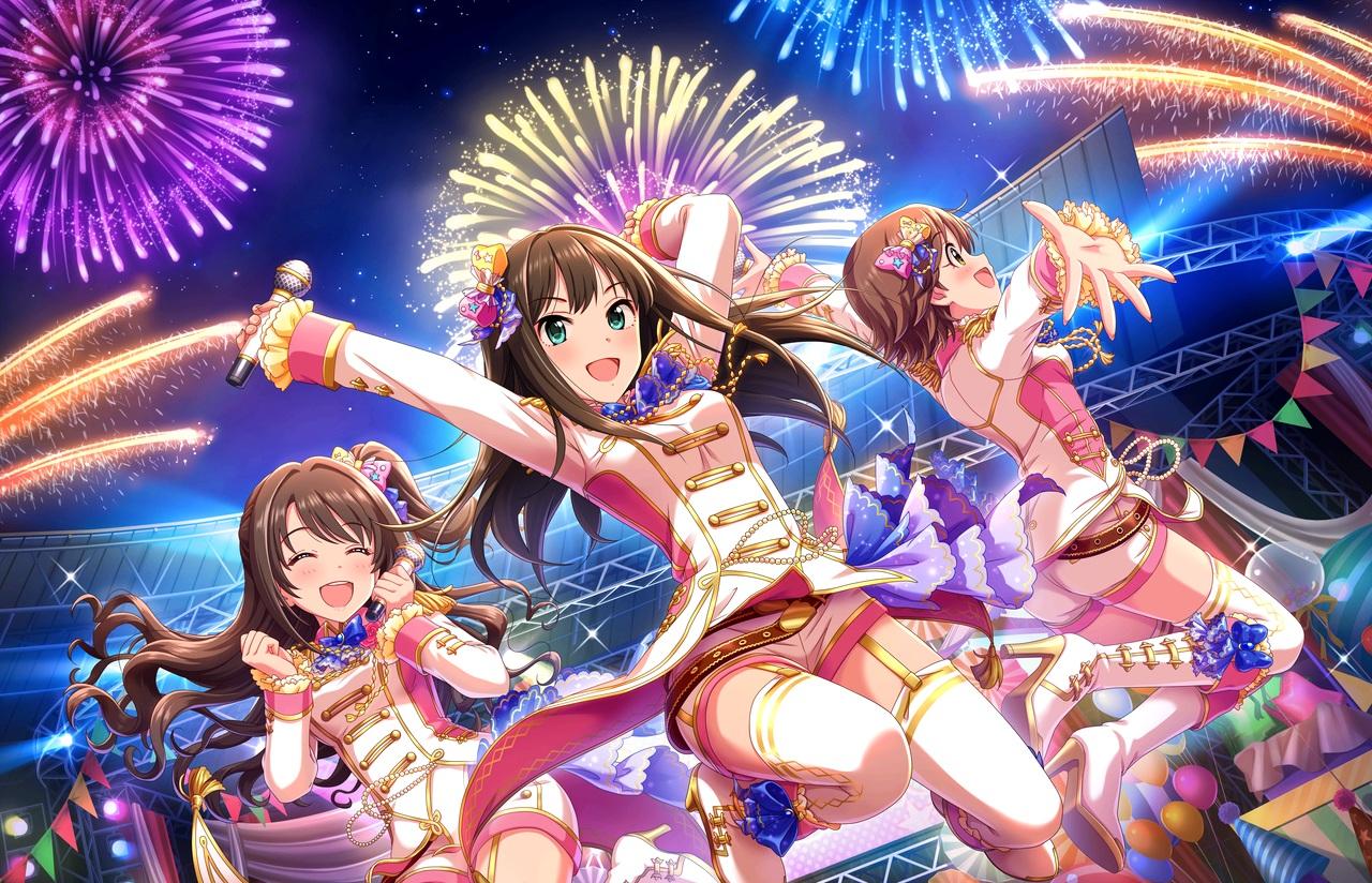 annin_doufu honda_mio idolmaster idolmaster_cinderella_girls idolmaster_cinderella_girls_starlight_stage shibuya_rin shimamura_uzuki