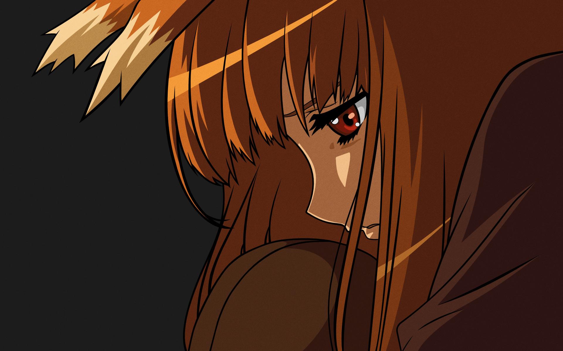 close horo ookami_to_koushinryou vector