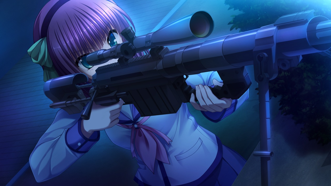 angel_beats! game_cg gun key na-ga nakamura_yuri weapon