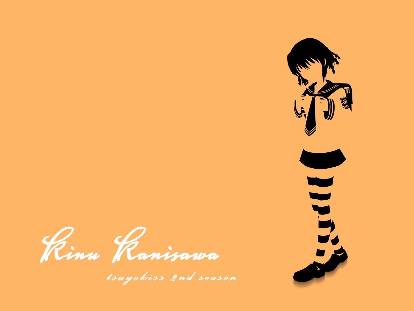 kanisawa_kinu orange polychromatic tsuyokiss_cool_x_sweet