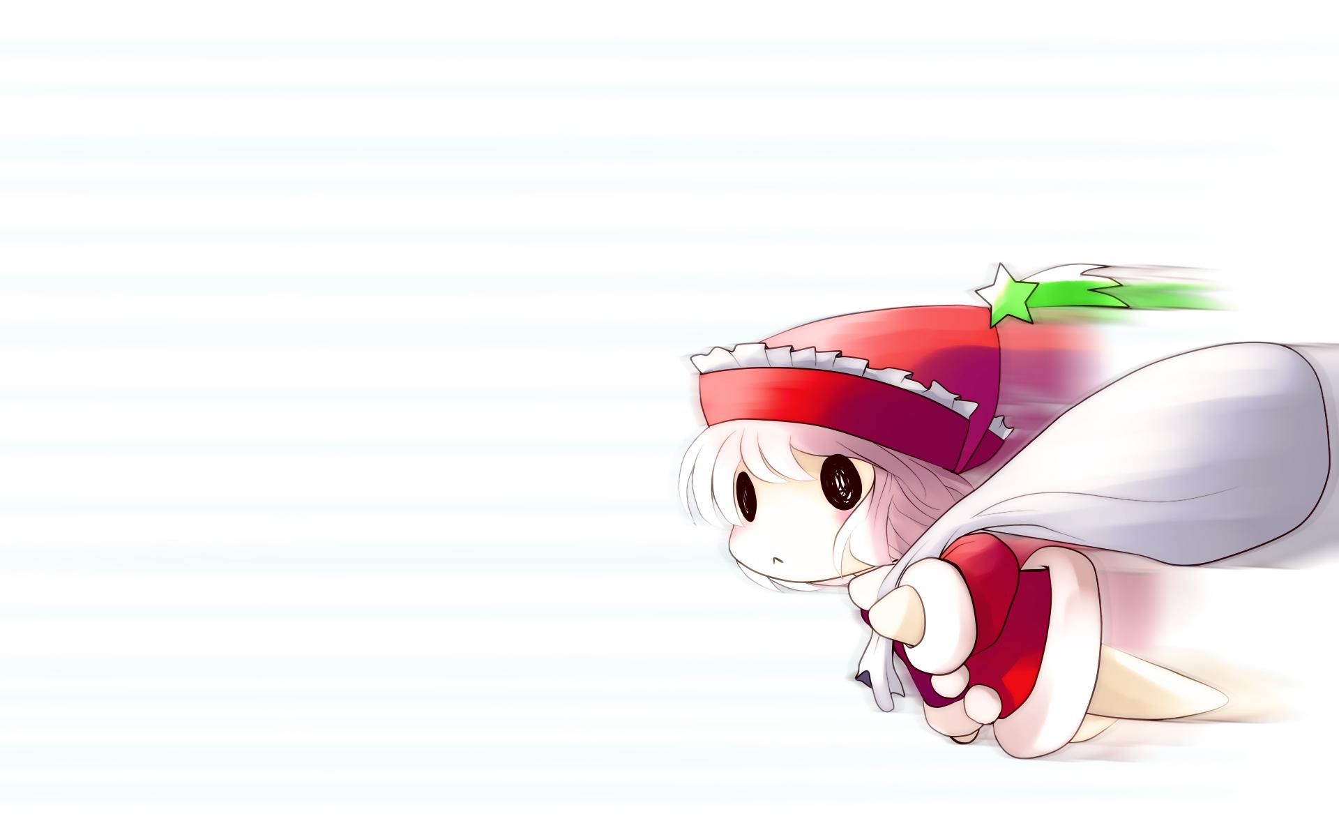 chibi hat lyrica_prismriver touhou yume_shokunin