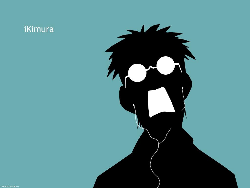 azumanga_daioh cyan ipod kimura parody silhouette