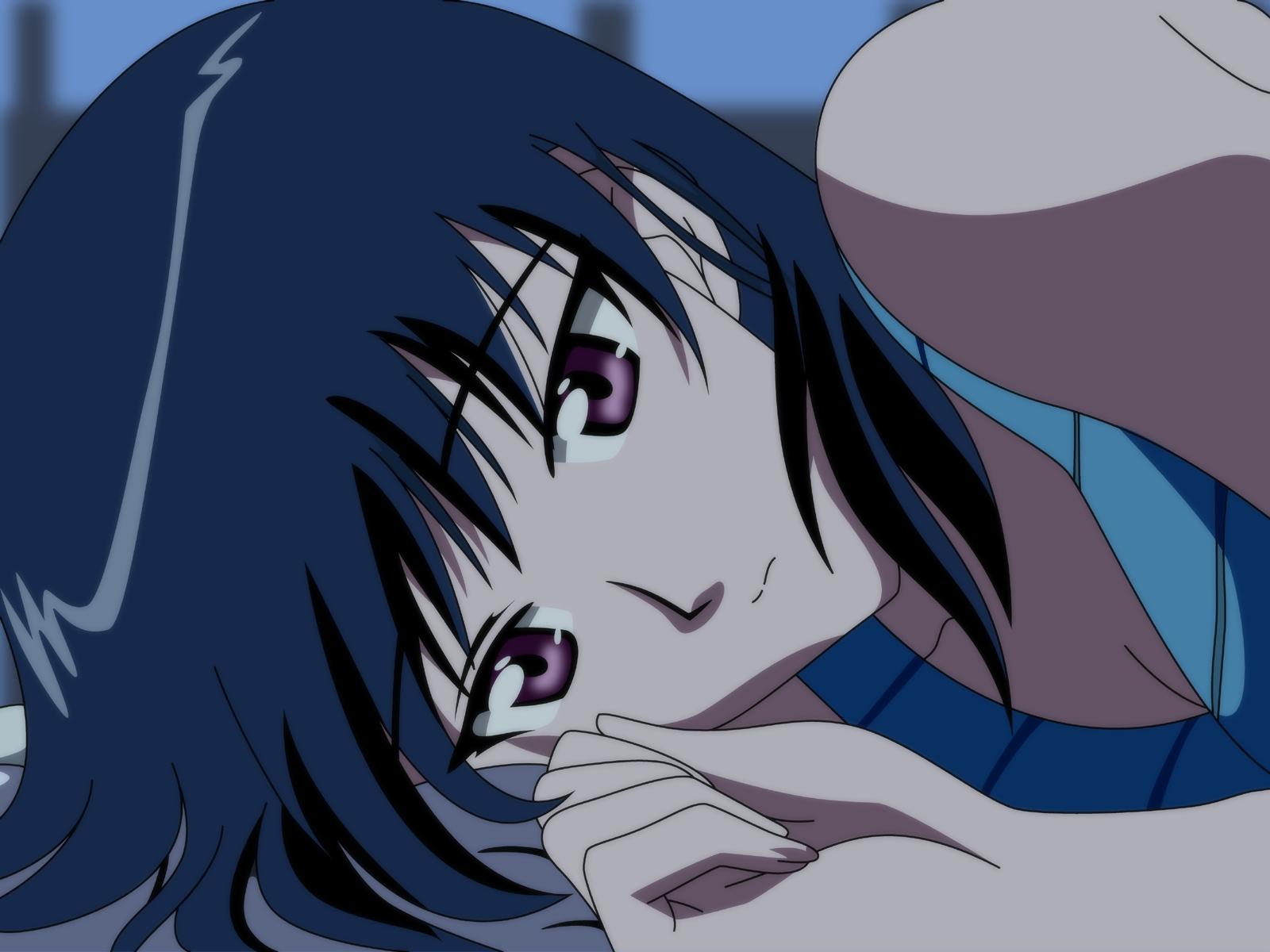 bed close school_rumble tsukamoto_yakumo vector
