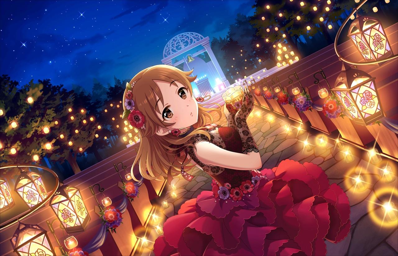 annin_doufu idolmaster idolmaster_cinderella_girls idolmaster_cinderella_girls_starlight_stage katagiri_sanae