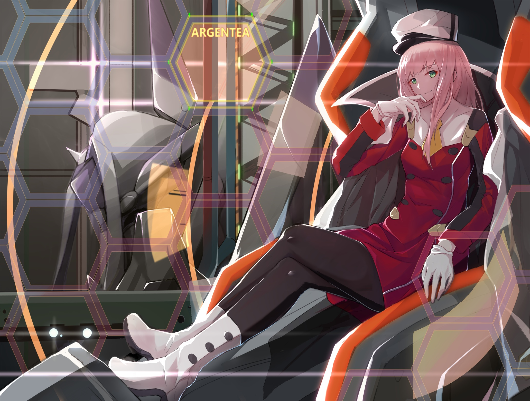 Darling In The Frankxx Tagme (artist) Tagme (character