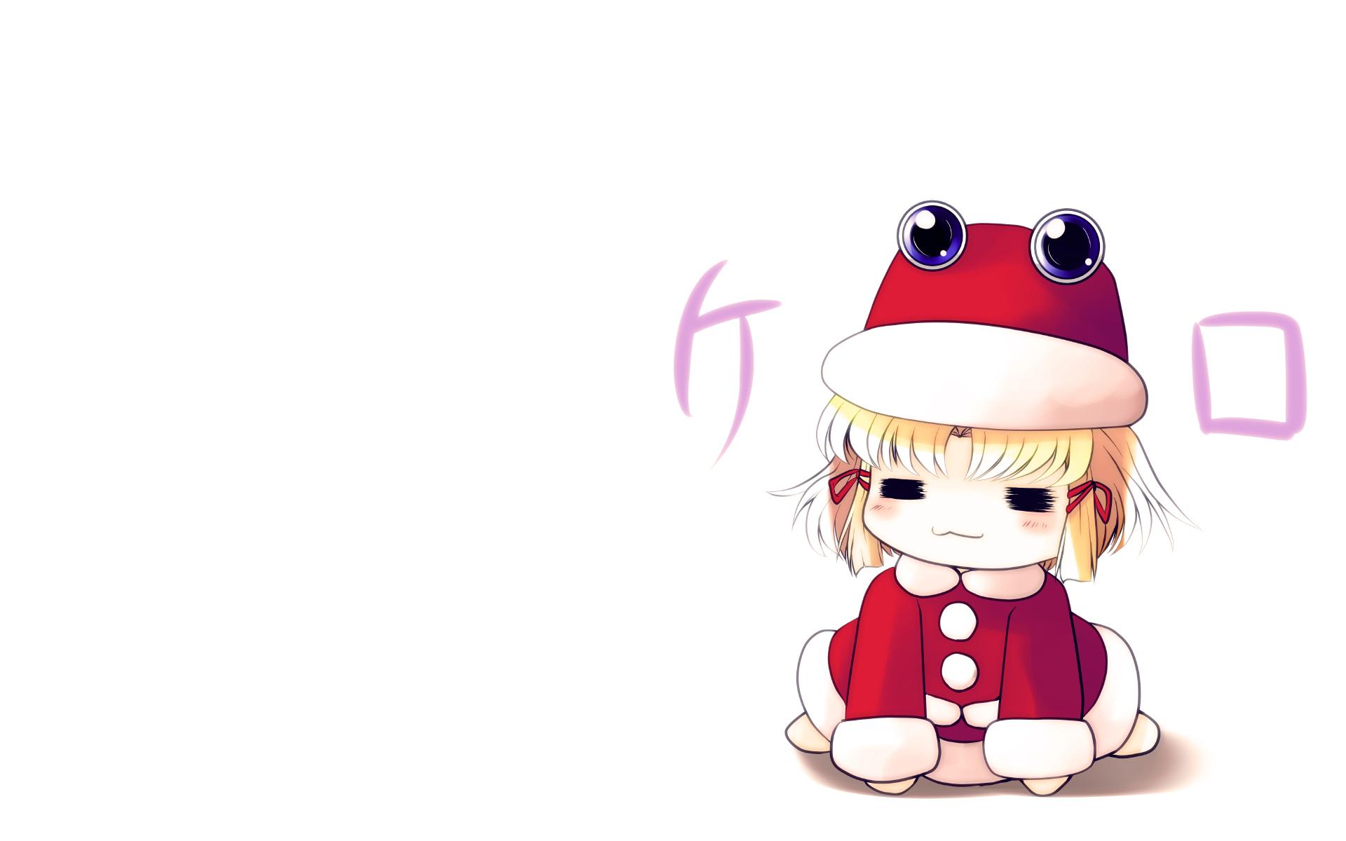 christmas moriya_suwako touhou white yume_shokunin